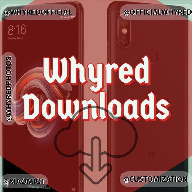 whyreddownloads - Статистика канала Whyred downloads