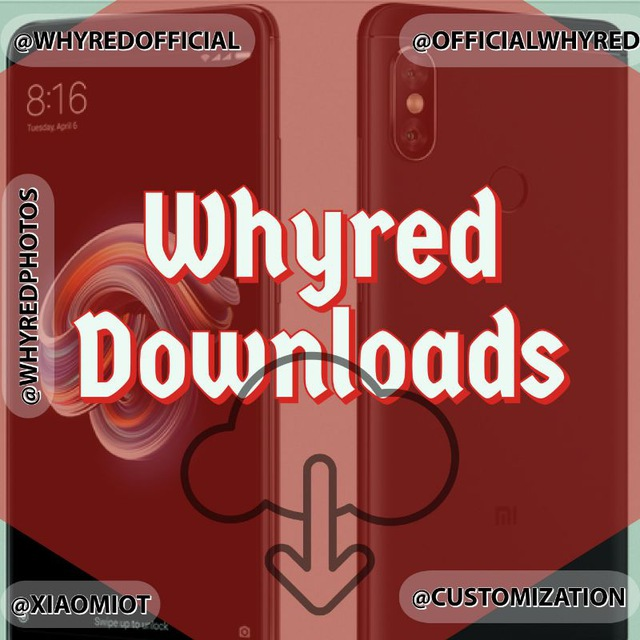 whyreddownloads - Kanal statistikasi Whyred downloads  Telegram