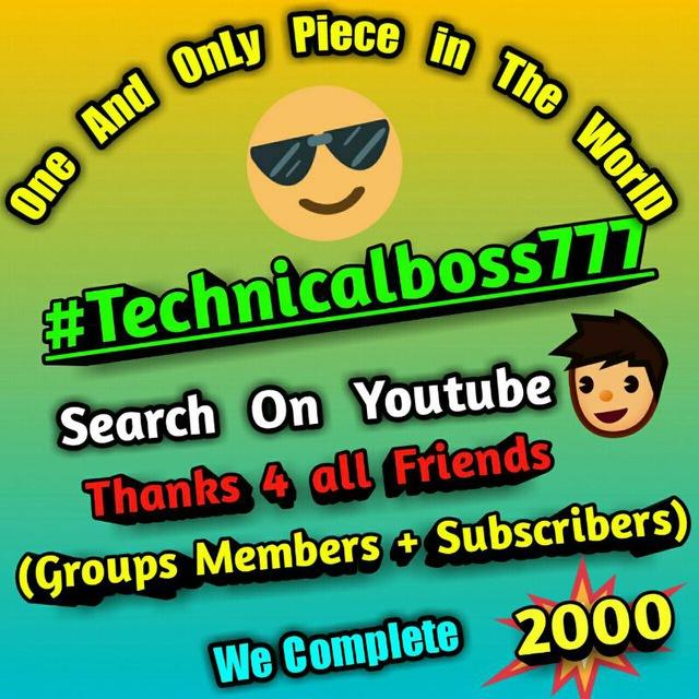 technicalboss777 - Channel statistics Technicalboss777 Movie Adda