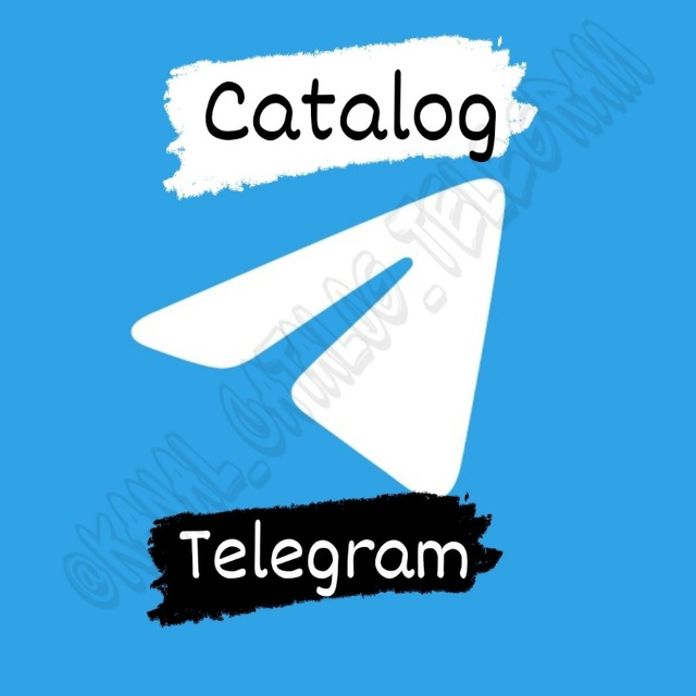 The best: catalog channel telegram